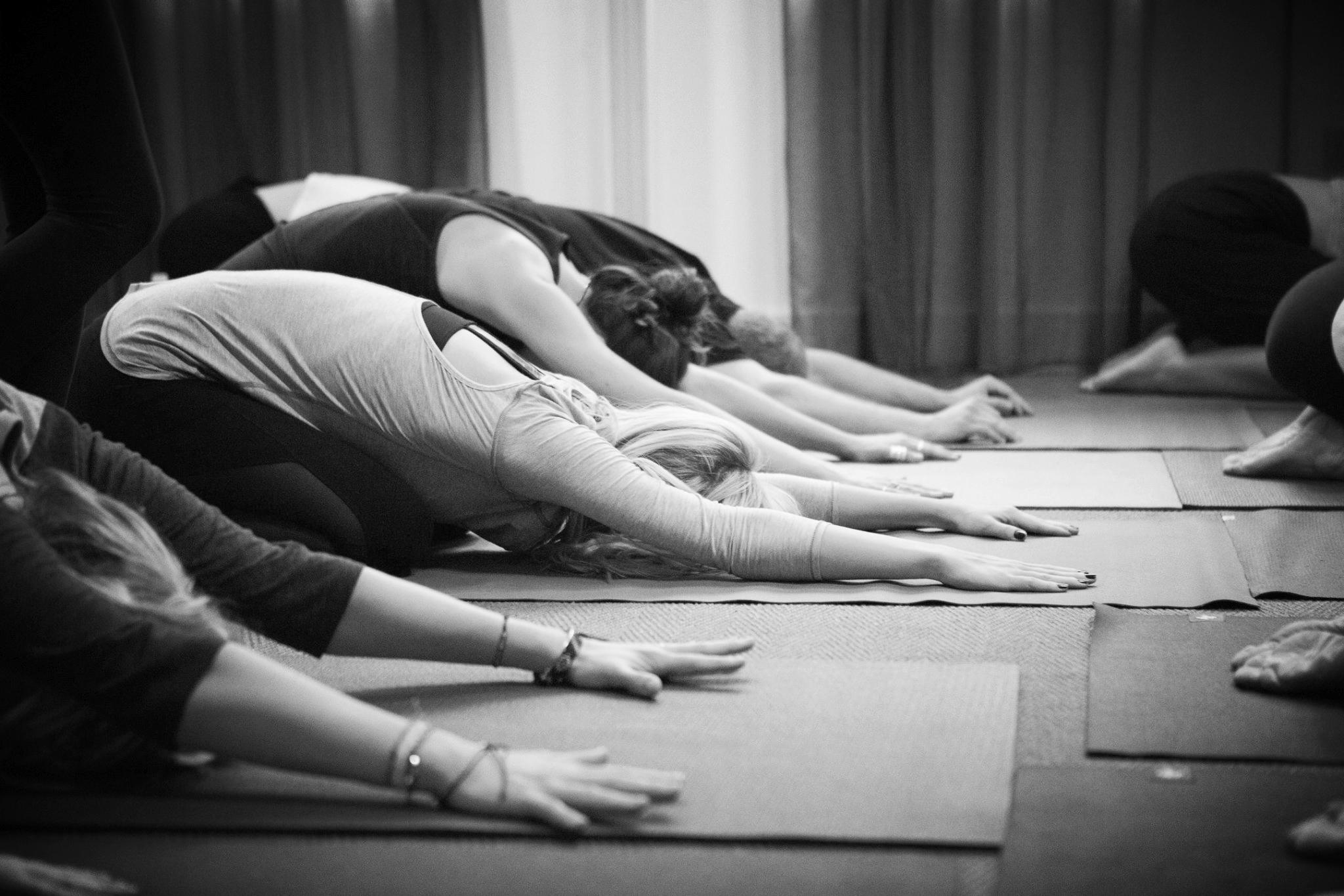 Yoga Class, The Hoxton, 2017