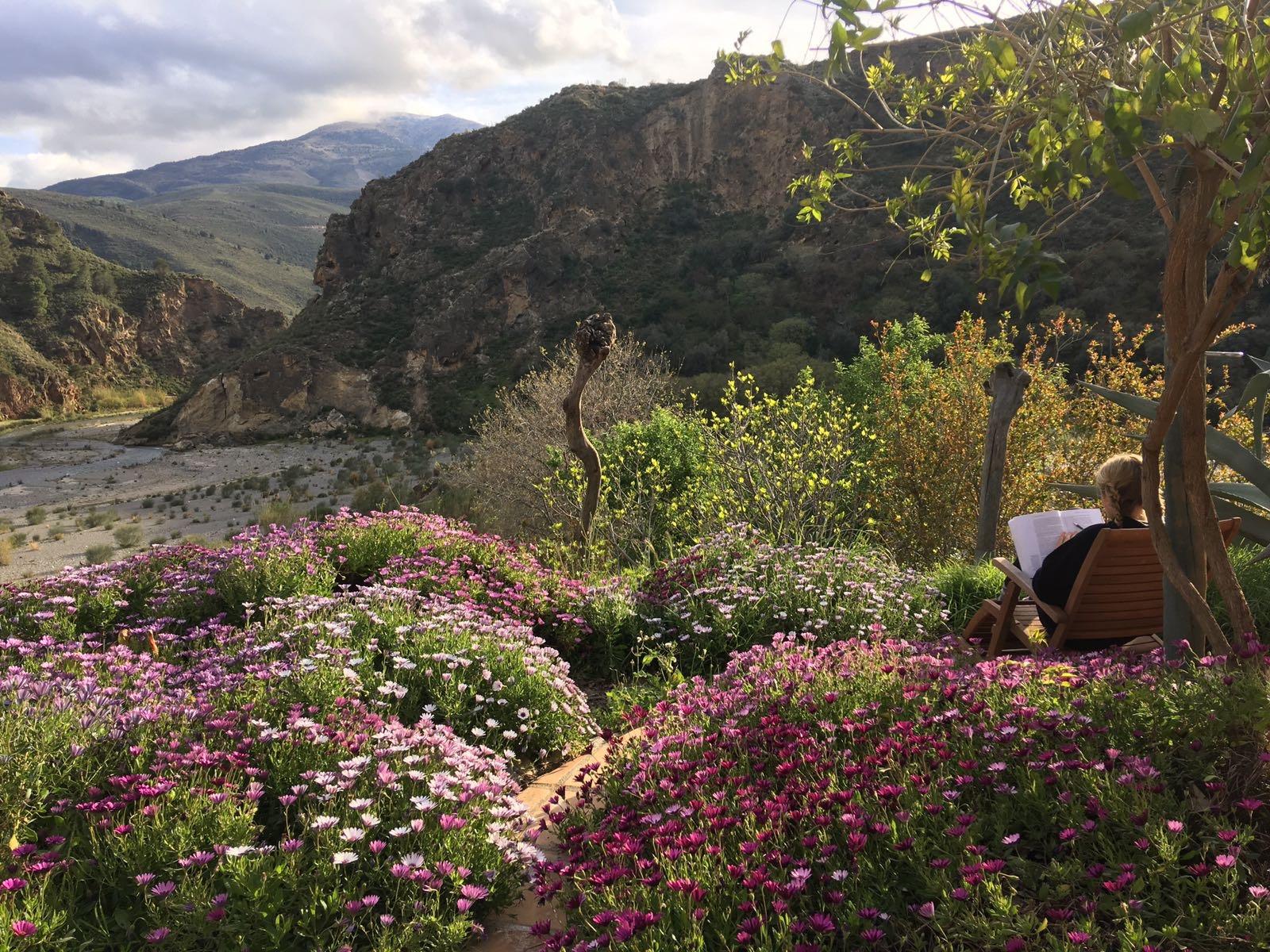 Yoga Retreat in Spain, 2016