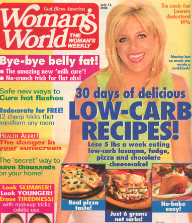 "<a href=""http://www.5squares.com/news/media15.asp"" target=""_blank"">Woman's World Magazine</a>"