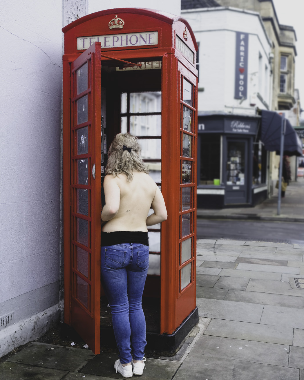 Glastonbury, London