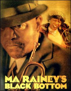 MA RAINEY'S BLACK BOTTOM    ROYALE THEATRE, BROADWAY   January 22, 2003 through April 6, 2003  WRITER: August Wilson  DIRECTOR: Marion McClinton  STARRING: Charles S. Dutton and Whoopi Goldberg  Nominee: TONY AWARD  Winner: THEATRE WORLD
