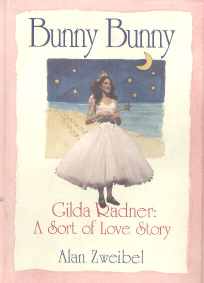 BUNNY BUNNY    LUCILLE LORTEL THEATRE, OFF-BROADWAY   March 23, 1997 through May 25th, 1997  WRITER: Alan Zweibel  DIRECTOR: Christopher Ashley  STARRING: Paula Cale and Bruno Kirby  Winner: Lucille Lortel Award, Outer Critics Circle Award, Theatre World Award, Clarence Derwent Award