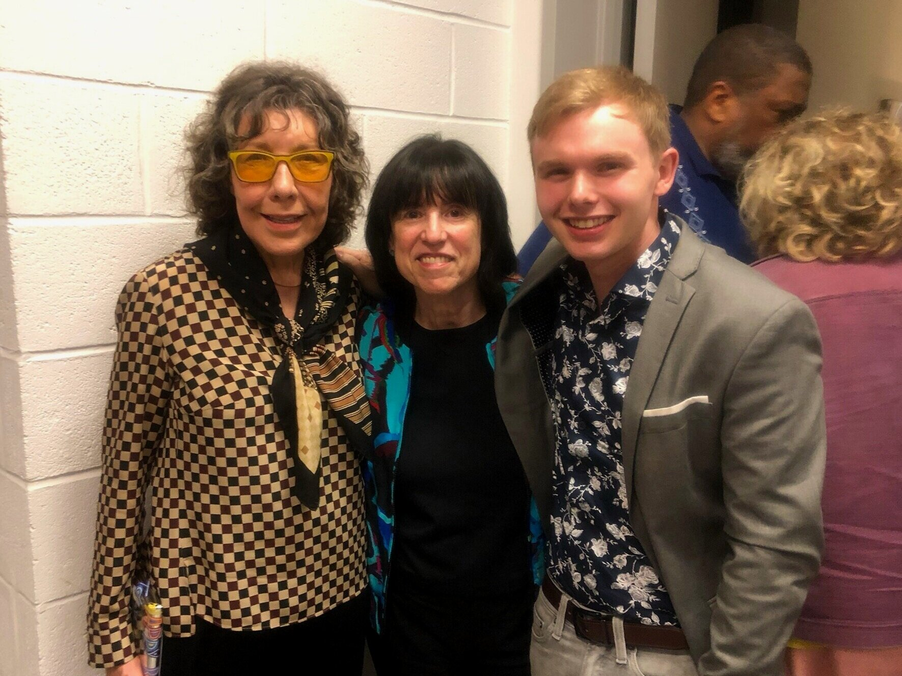 Leve Productions at Two Free Women: Lily Tomlin and Jane Wagner