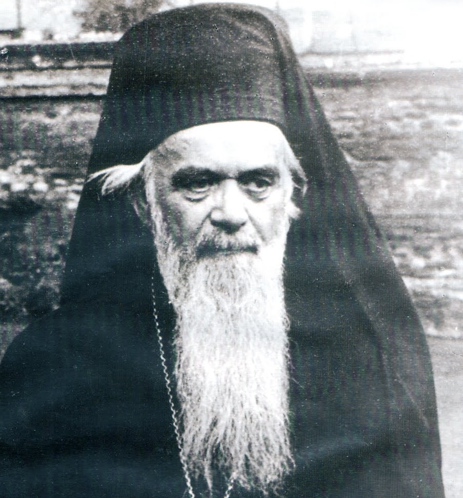 St Nikolai of Zicha (Serbia), who spent his last years in the USA, in Pennsylvania and Illinois.