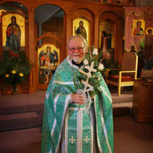 Fr Don Freude, Our Chancellor and Parish Administrator