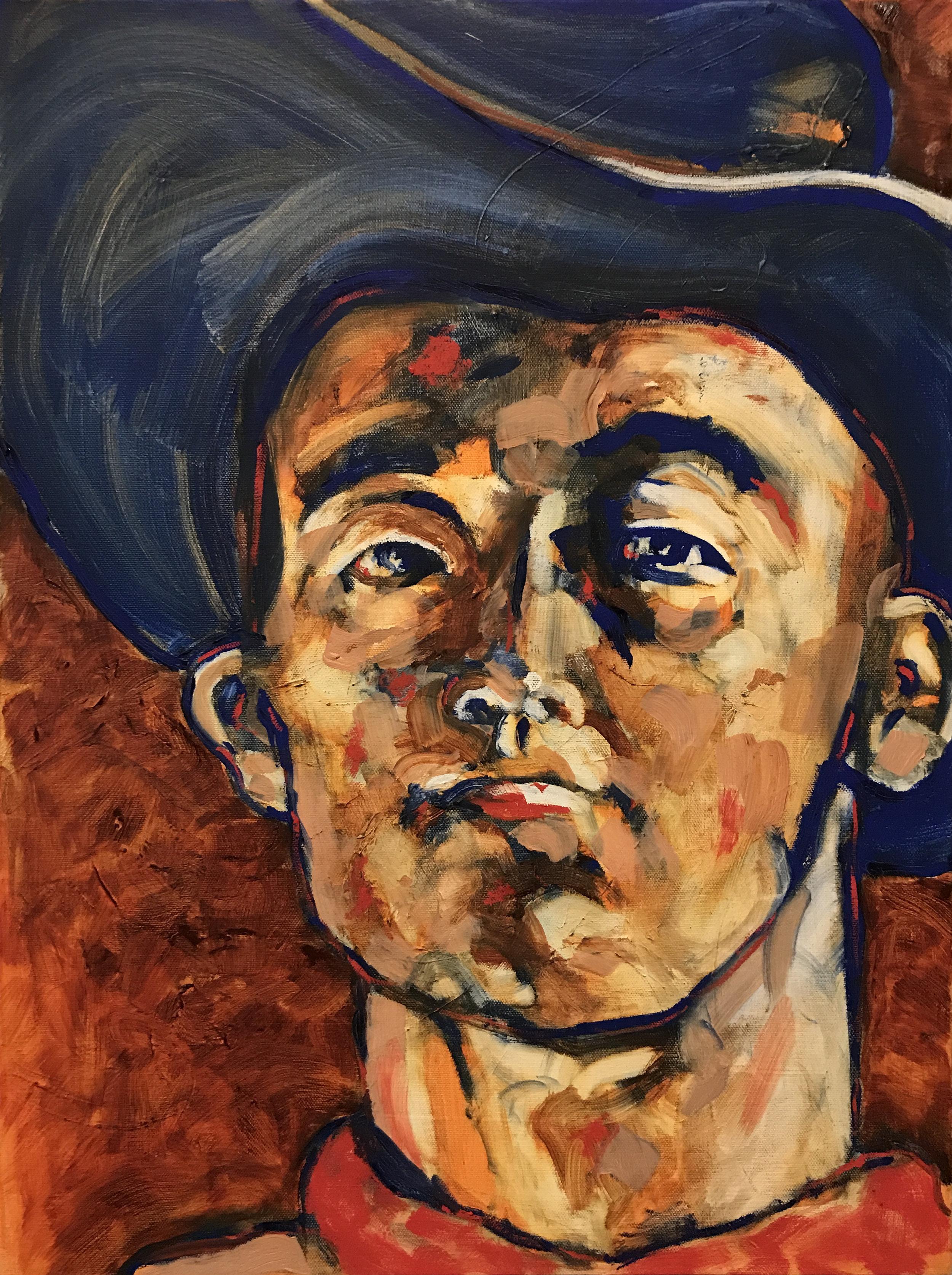 Richard Oil on Canvas 18x24  $600
