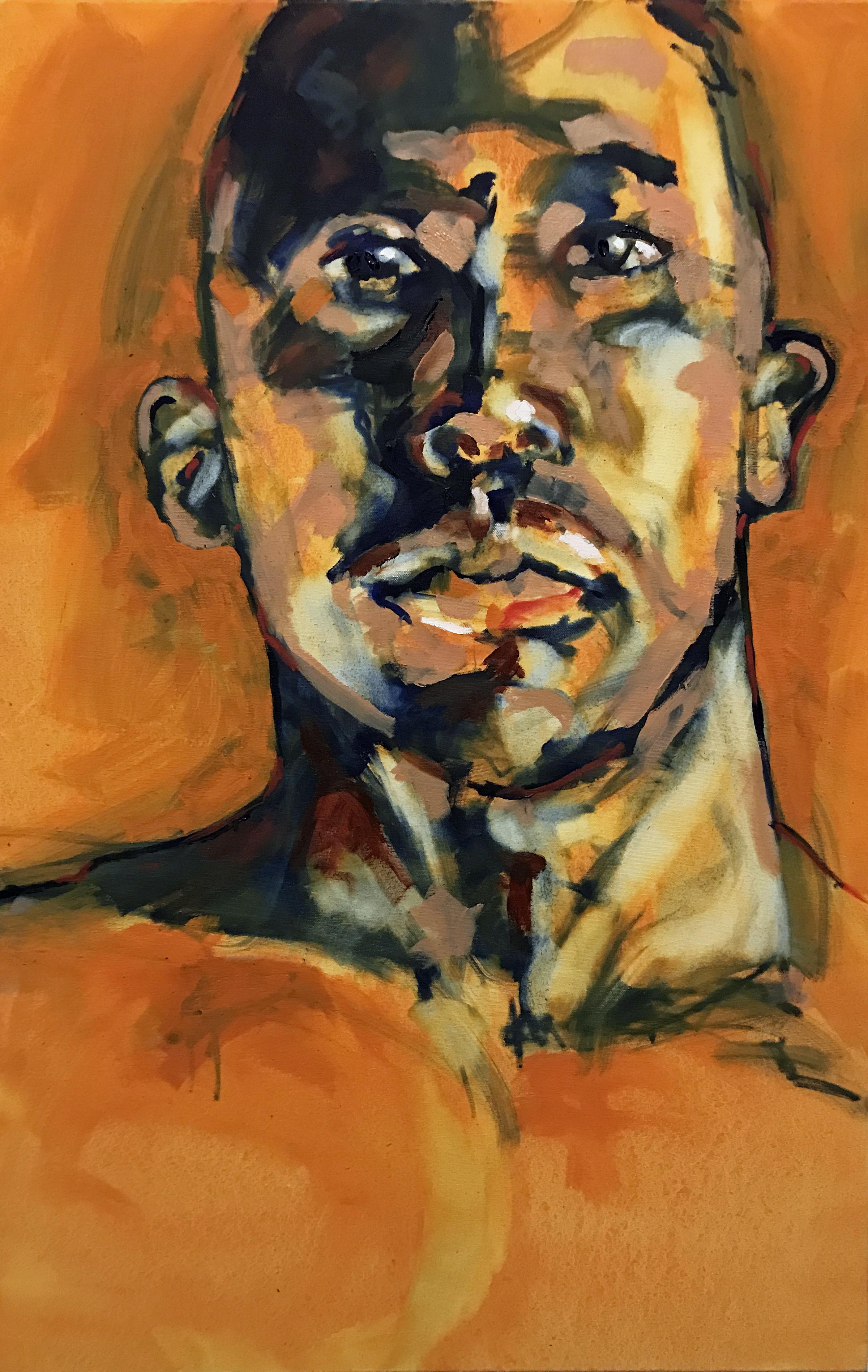Moe Oil on Canvas 24x36  $800