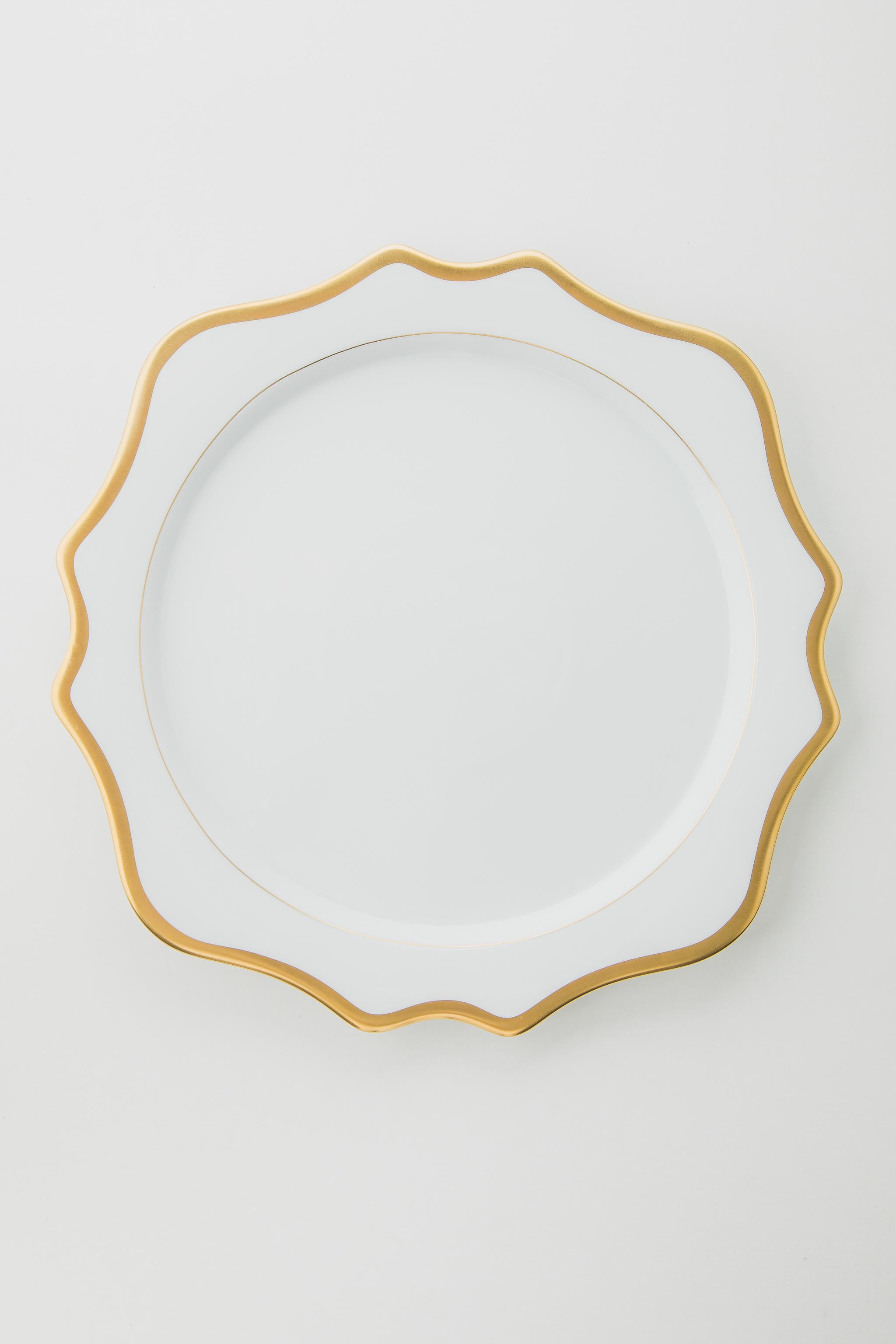 ANNA WEATHERLEY - WHITE & GOLD