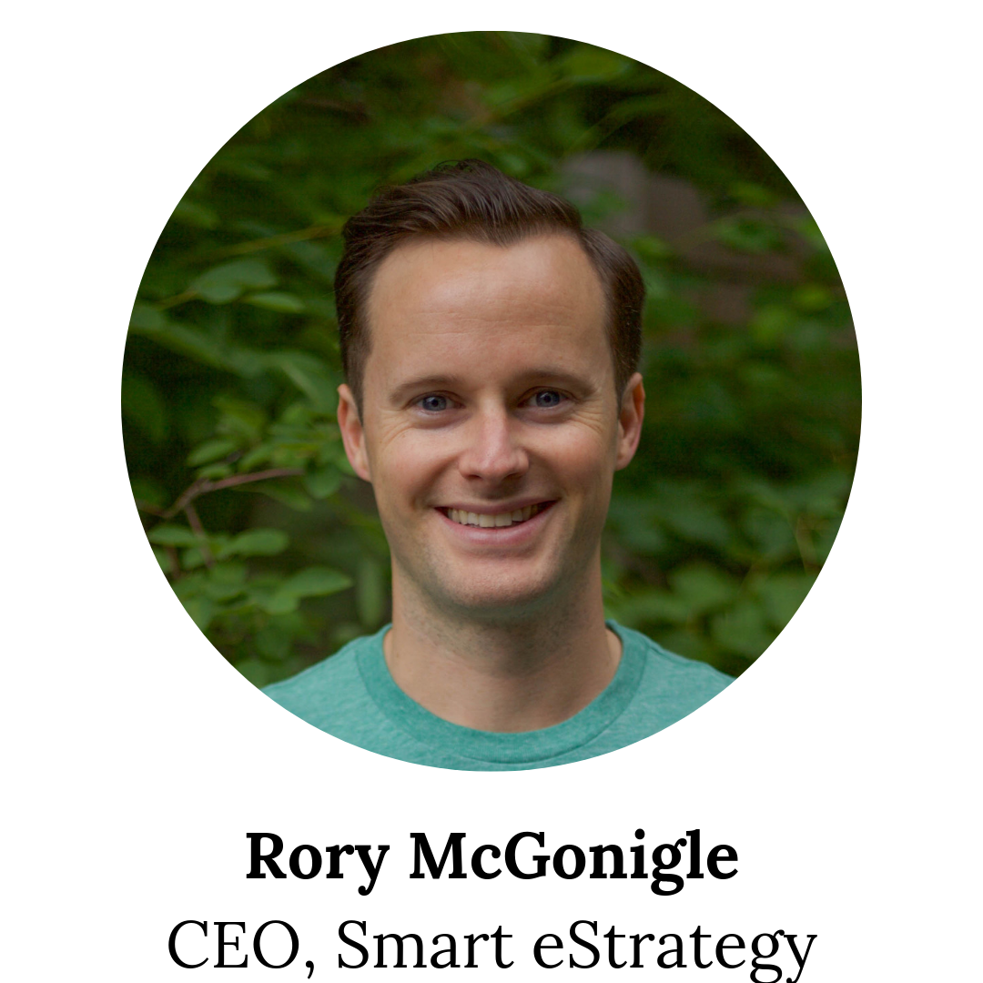 Rory McGonigle   CEO, Smart eStrategy