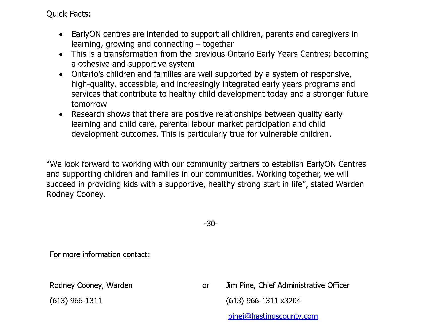 EarlyON Media Release April Page 2.png