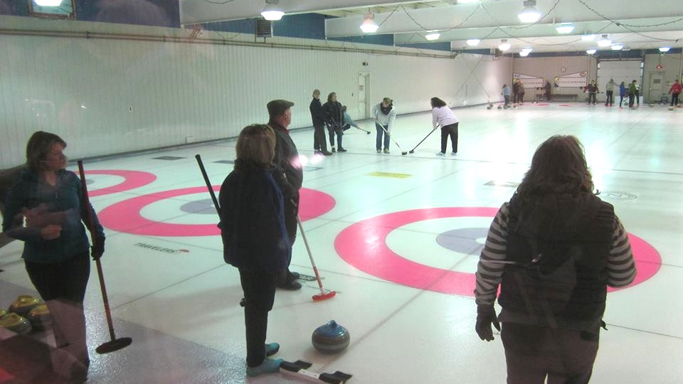 Photo Credit: Marmora Curling Club Facebook Page