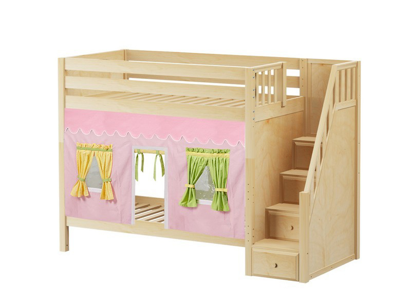 High Bunk with Staircase and Curtain.jpg