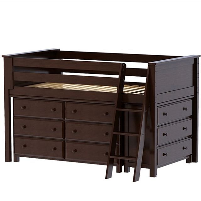 #STORAGE #LIKE #WOAH  By @maxtrixkidsfurniture  available in 4 finishes