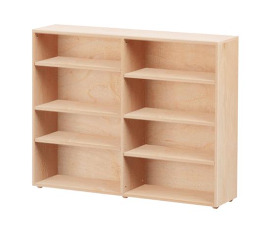 8 Shelf Bookcase