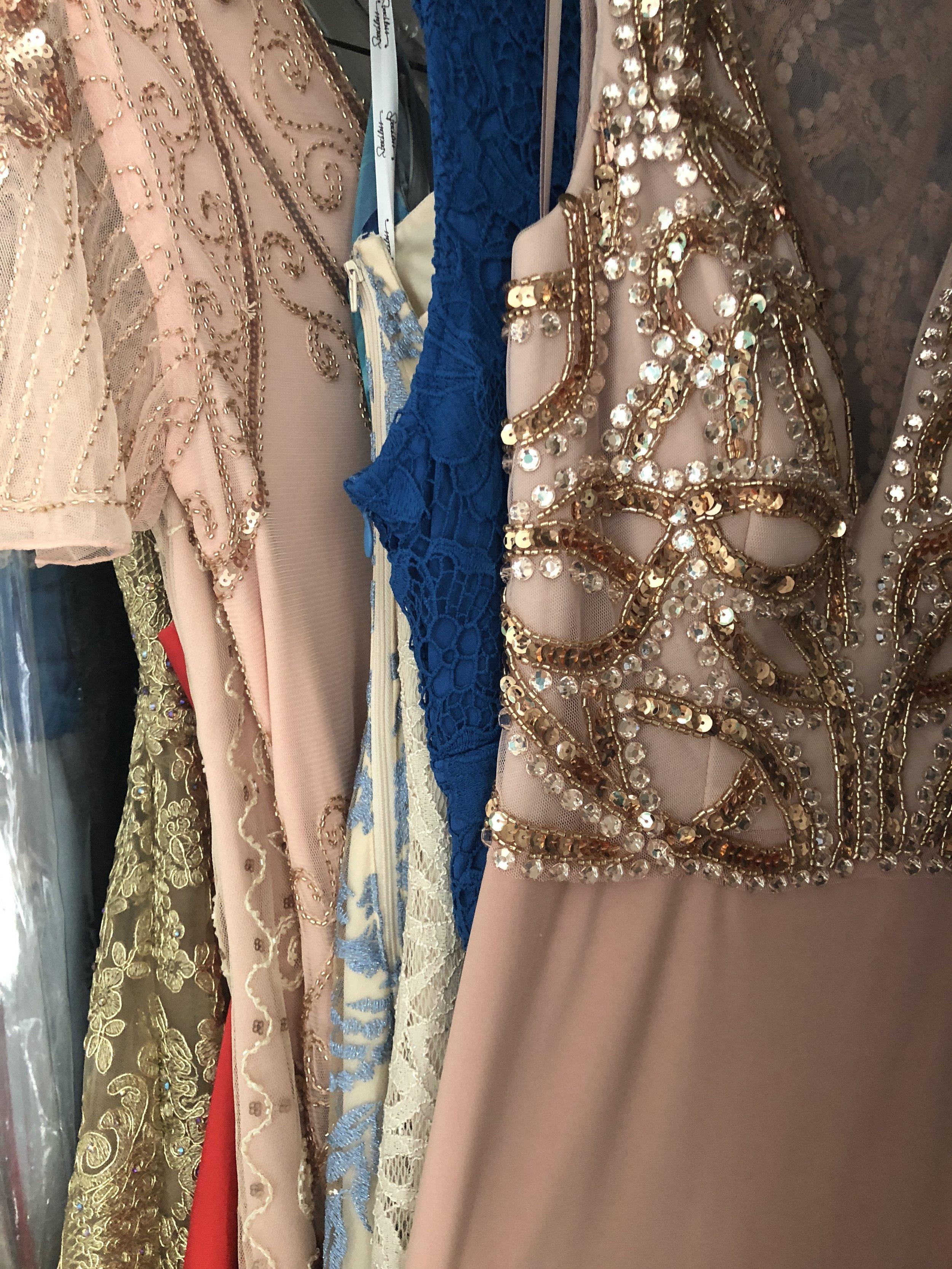 Senior Style Closet