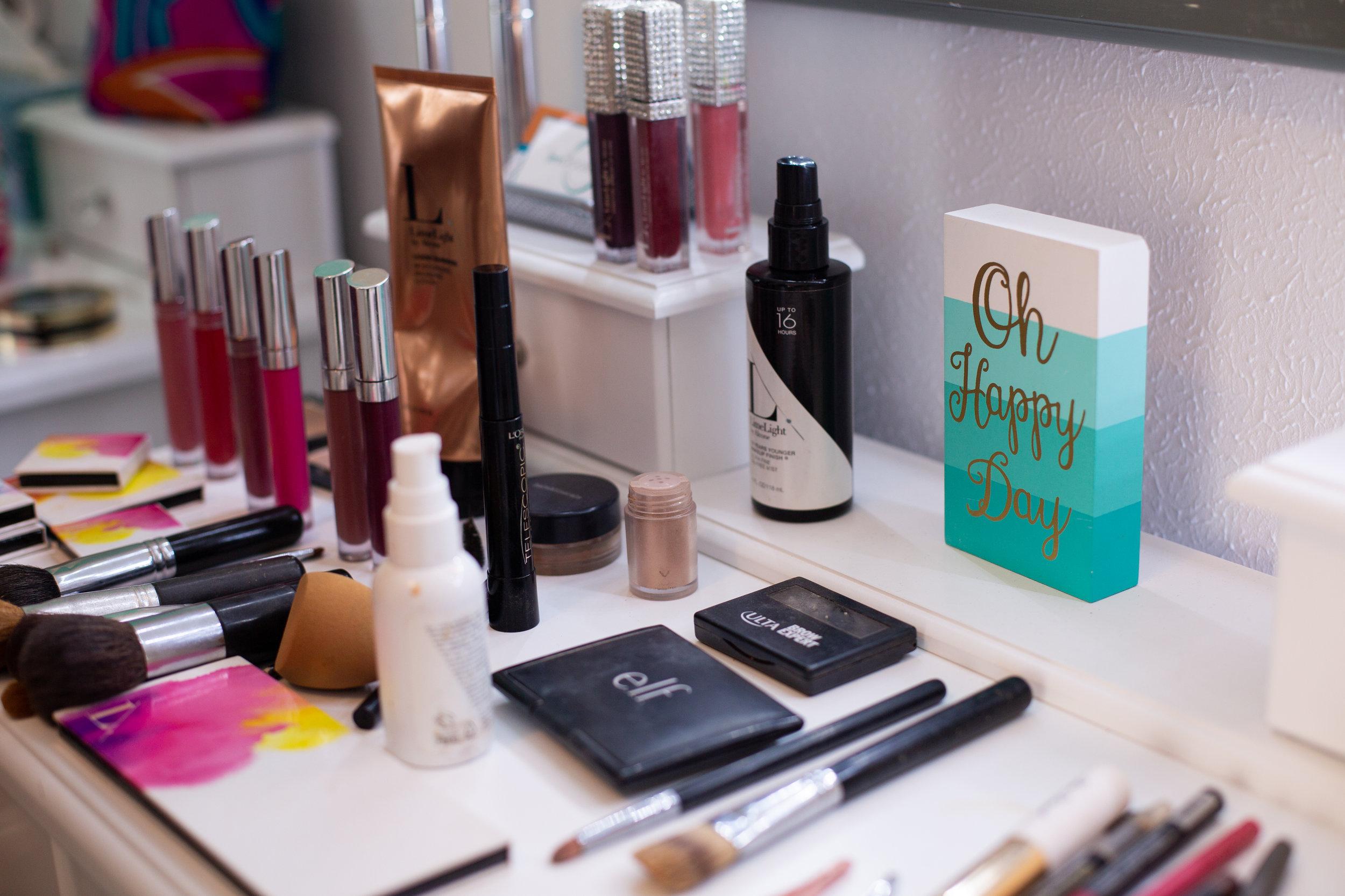 Studio 5511 Makeup room