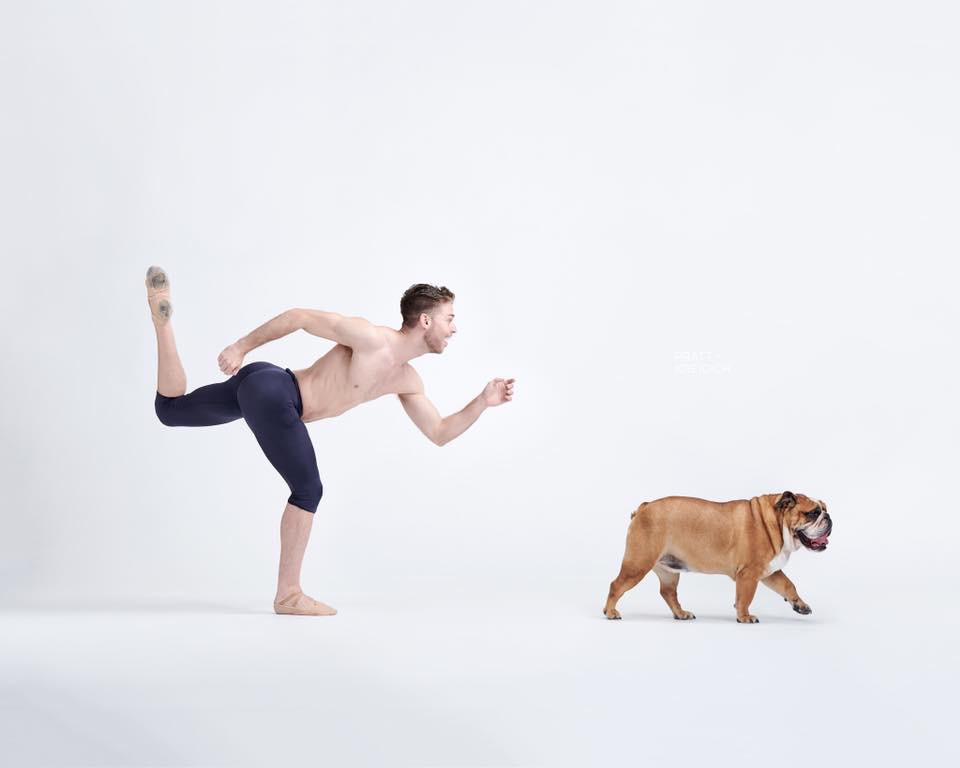Alberto Blanco for Dancers and Dogs