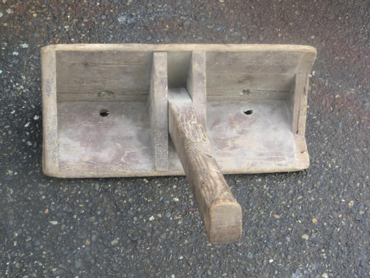 Wooden Sea Anchor