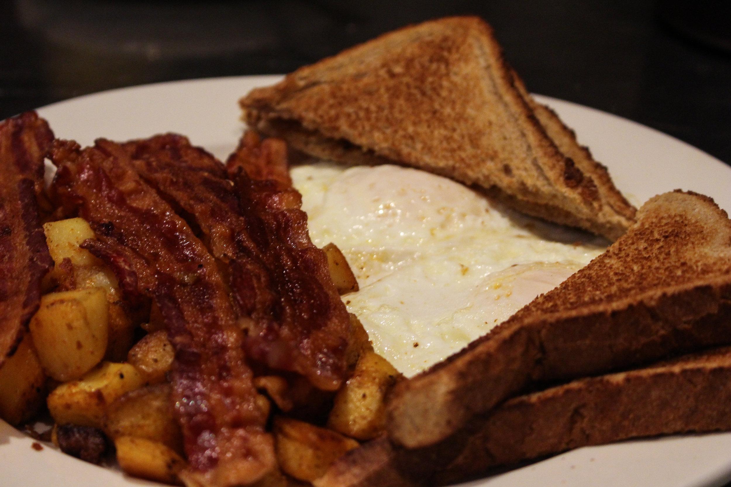 Eggs & Bacon -