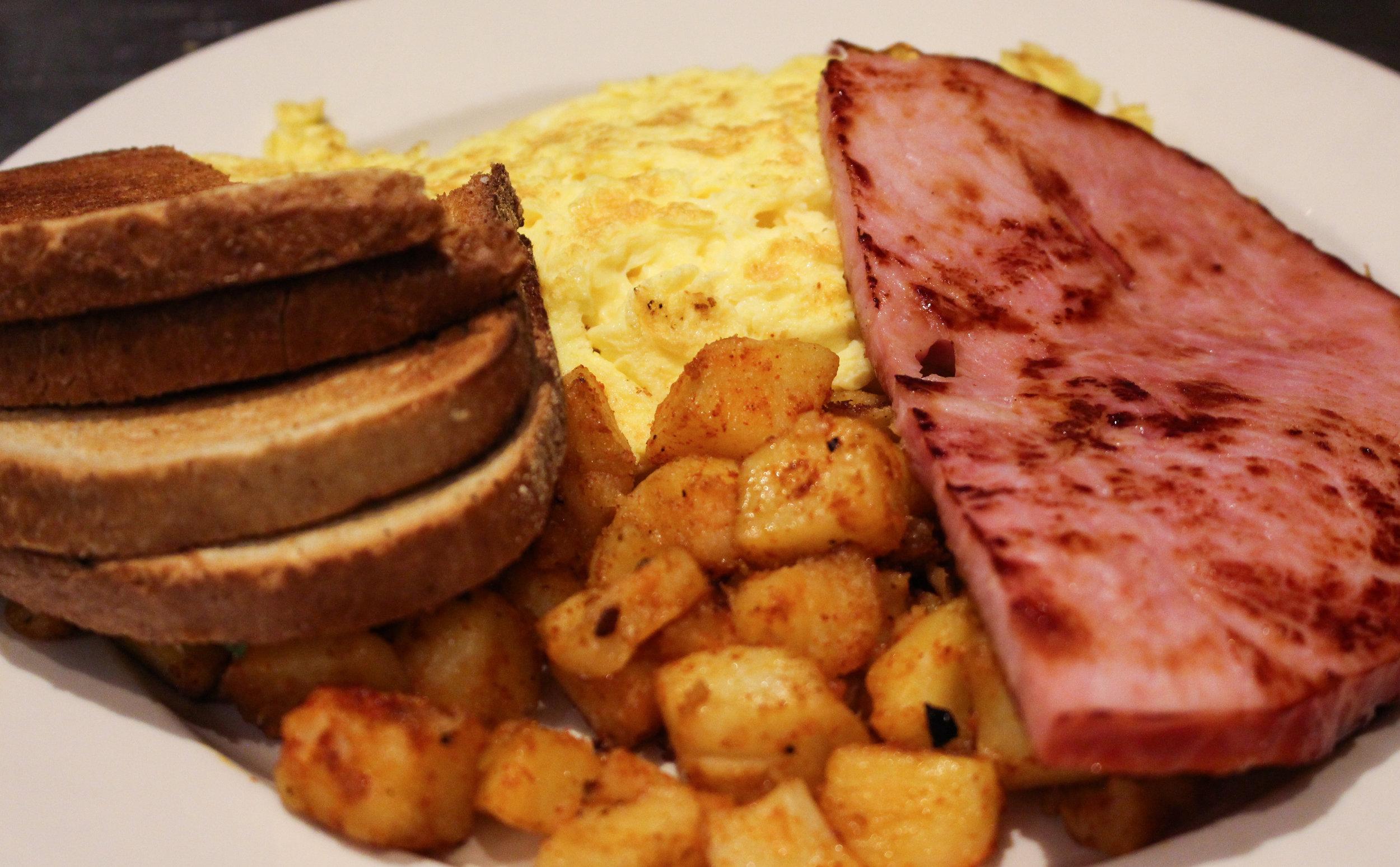 Eggs & Ham -