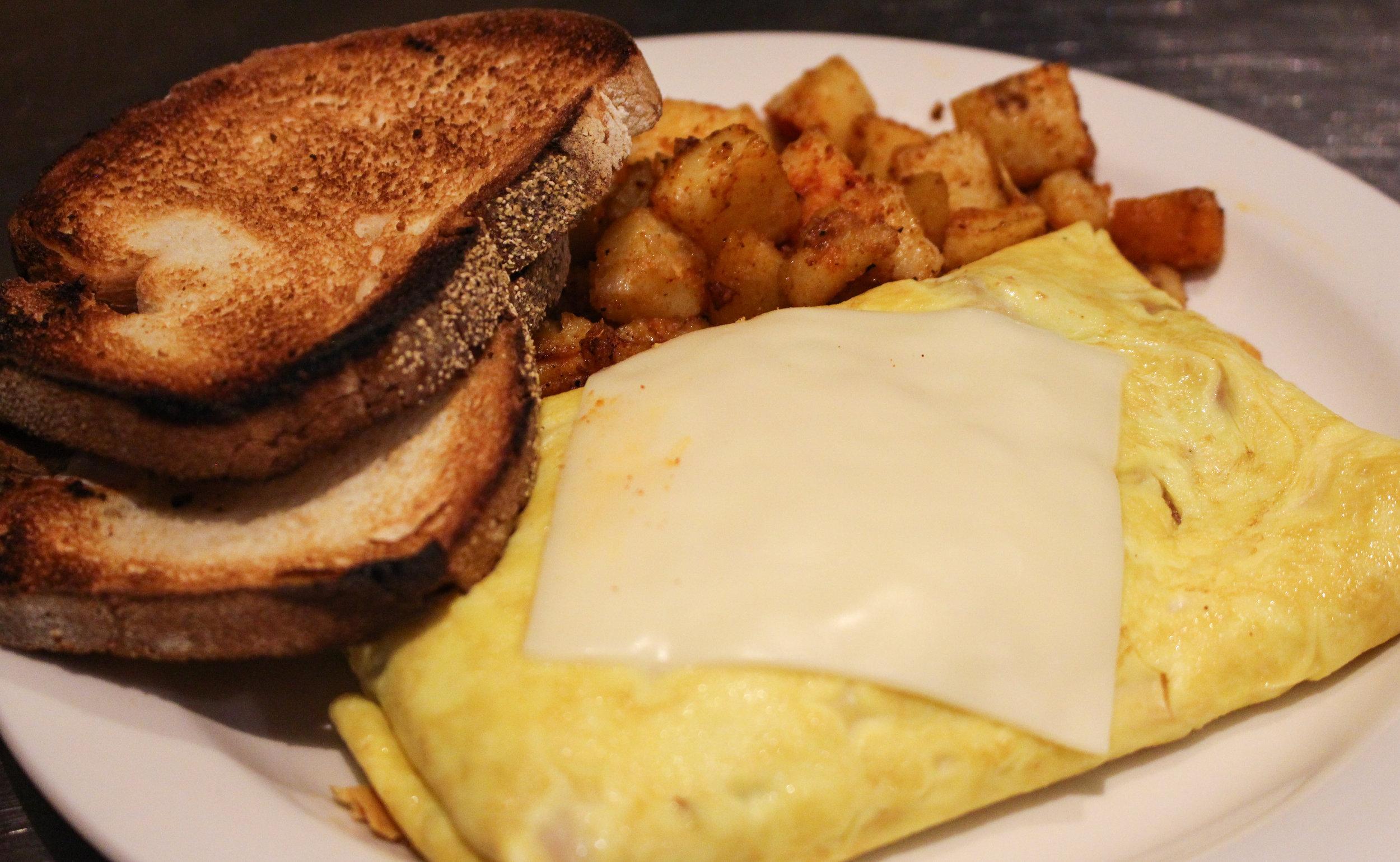 Irish Omelet -