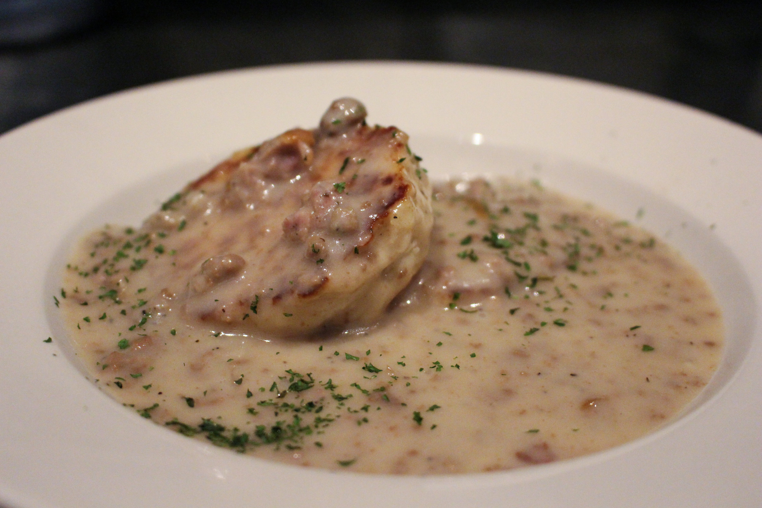 Biscuits and Sausage Gravy -