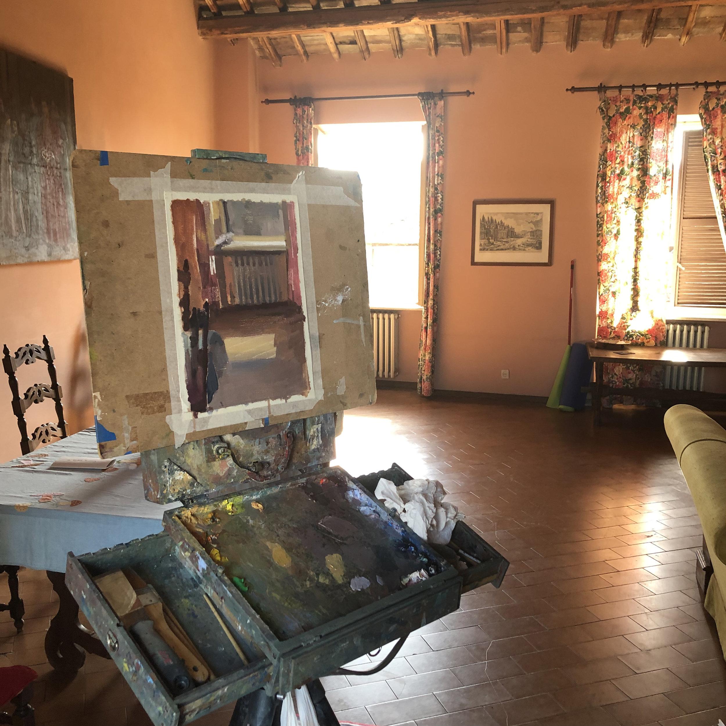 palazzo living room w easel 1.jpg