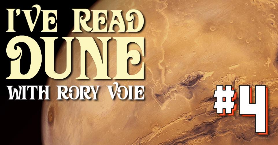 I've Read Dune, Chapter 4: Dune Sucks Saturday Morning Tuesdays podcast