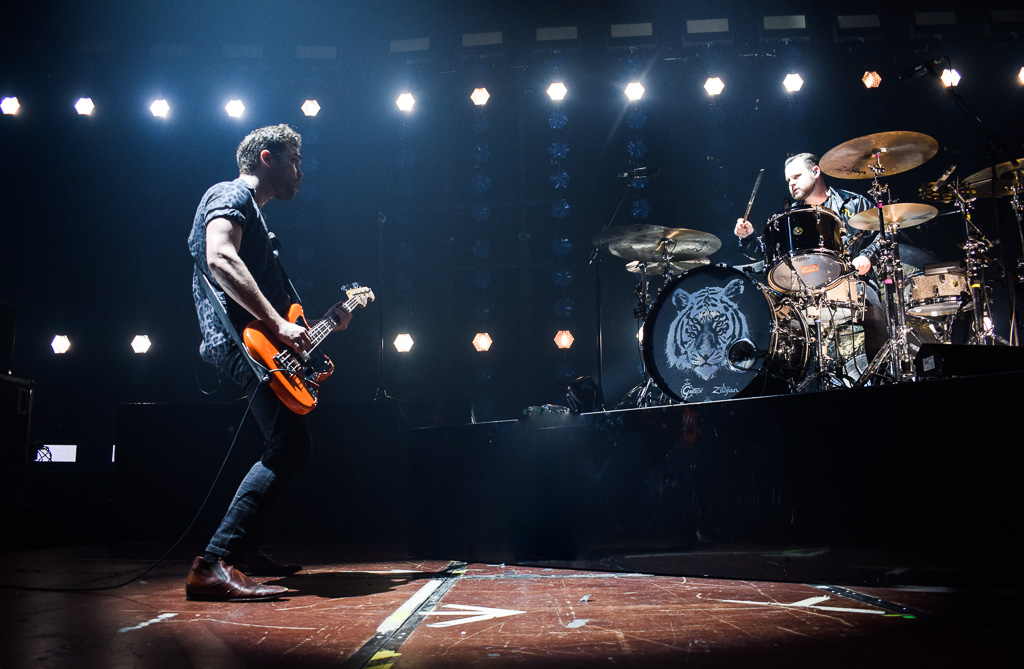 Royal Blood - Live at Rivermead Leisure Complex -