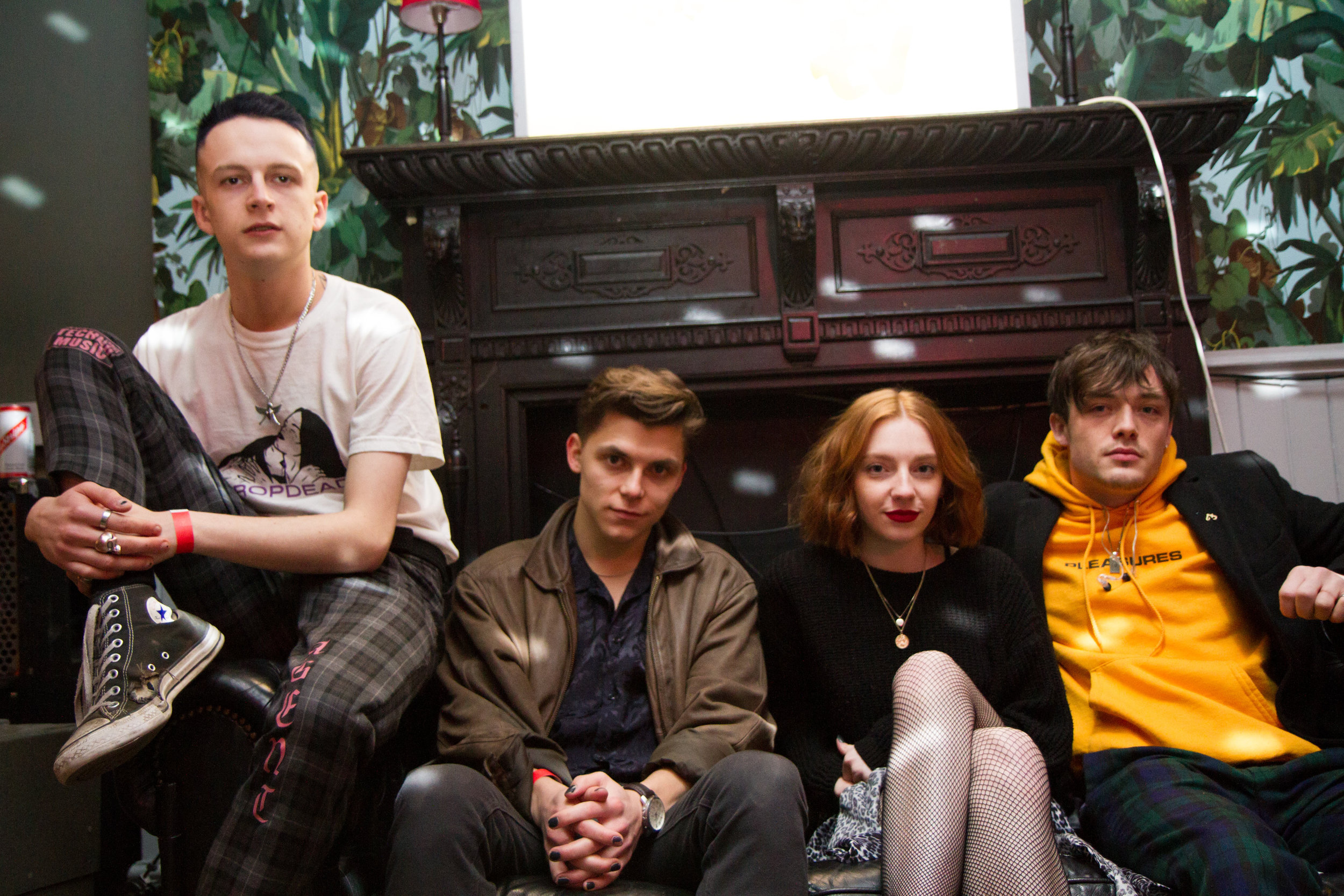 Sophie and the Giants -