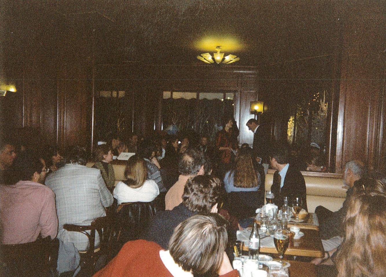 Café de Flore Paris  Public Play Readings Artistic Director Kim Michelle BRODERICK .jpg