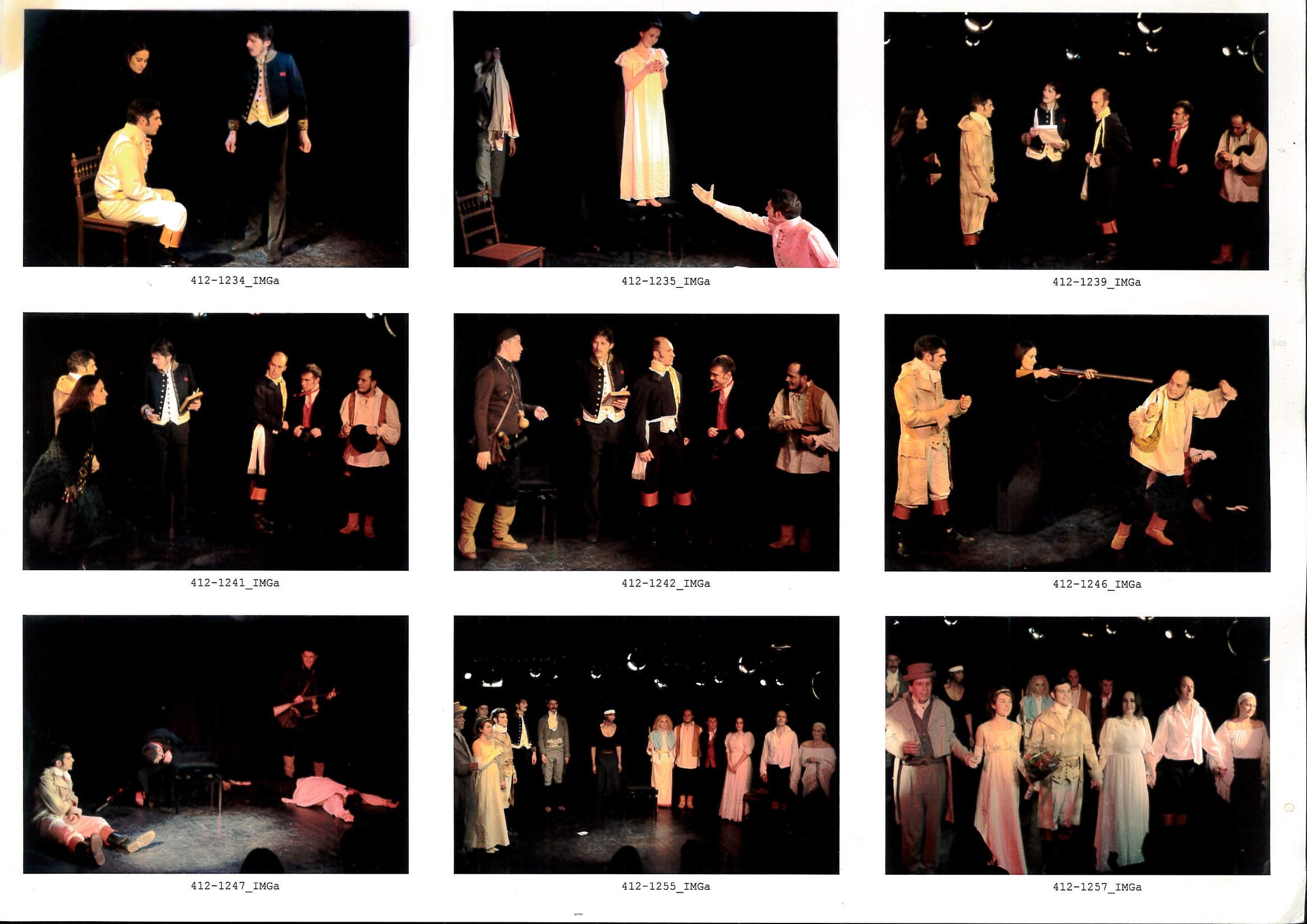 OWAP COLOMBA production Théâtre Darius Millaud Paris France Kim Michelle BRODERICK Director Producer .jpg