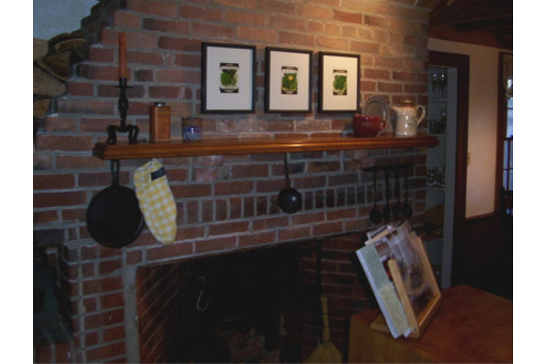 belmont kitchen detail