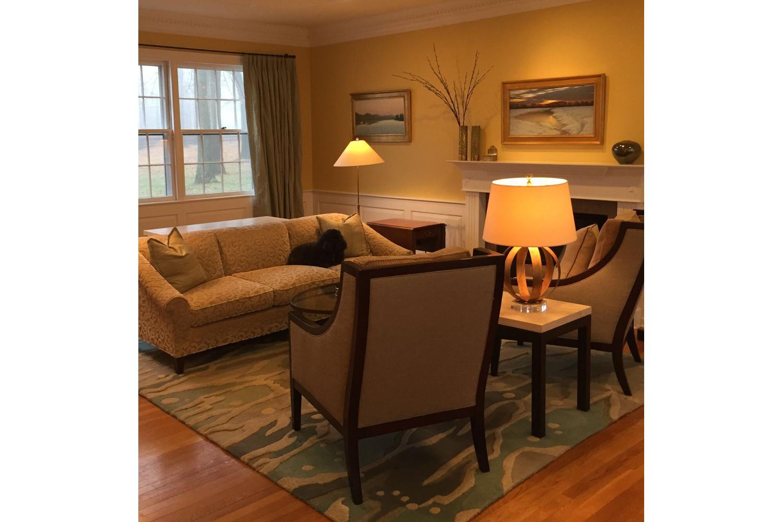 princeton living room
