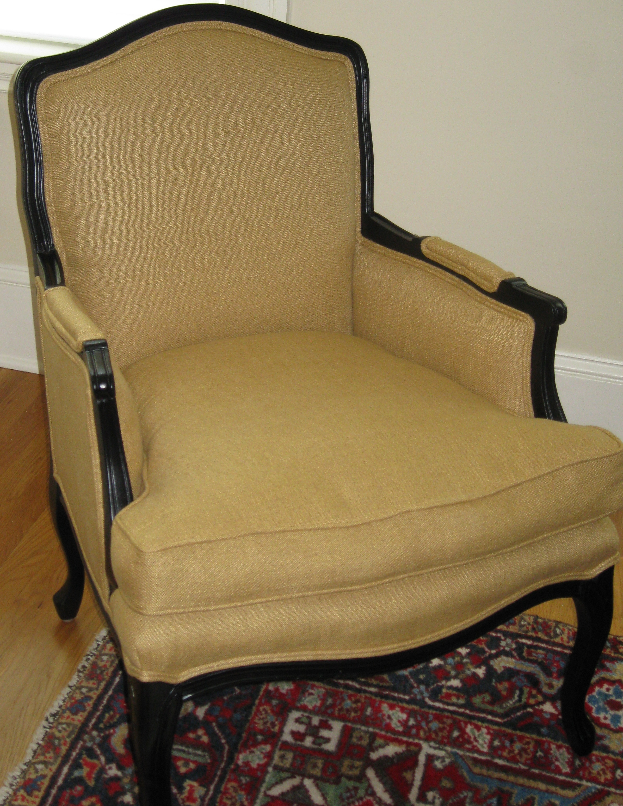 Allister antique chair
