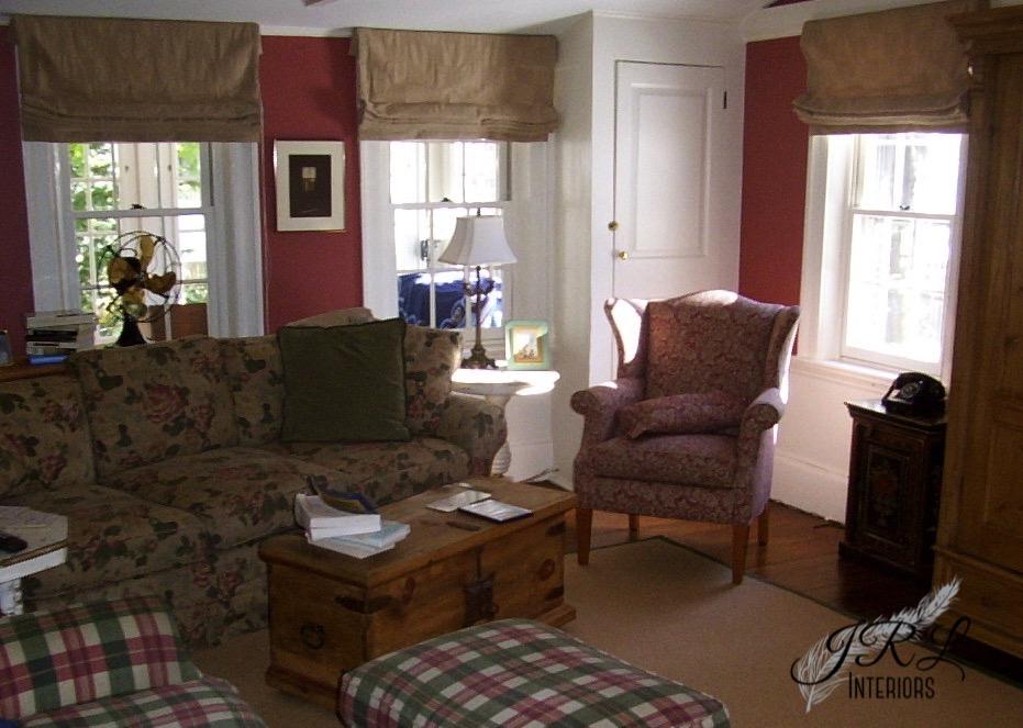 Family Room rehab