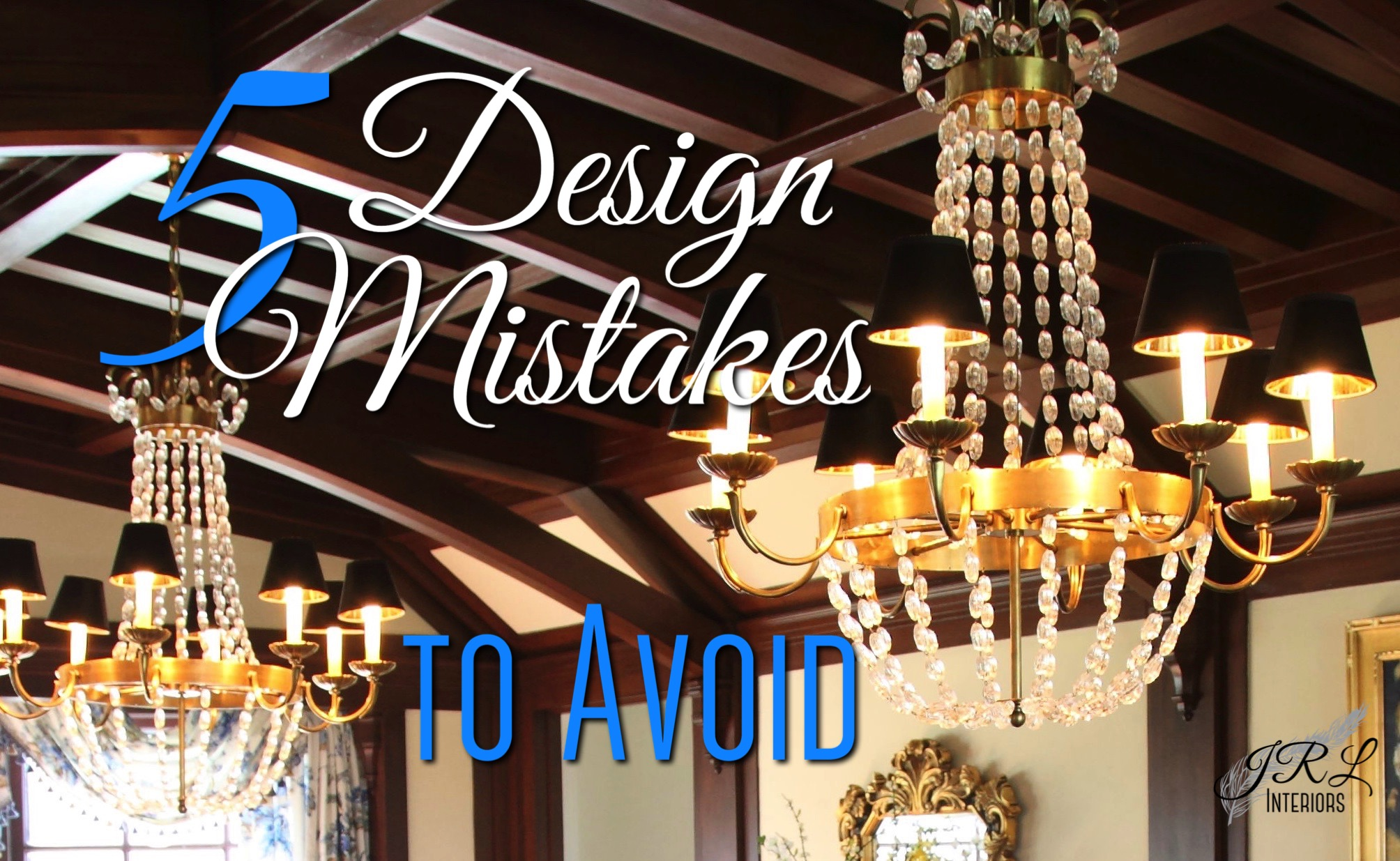 5 Design Mistakes to Avoid