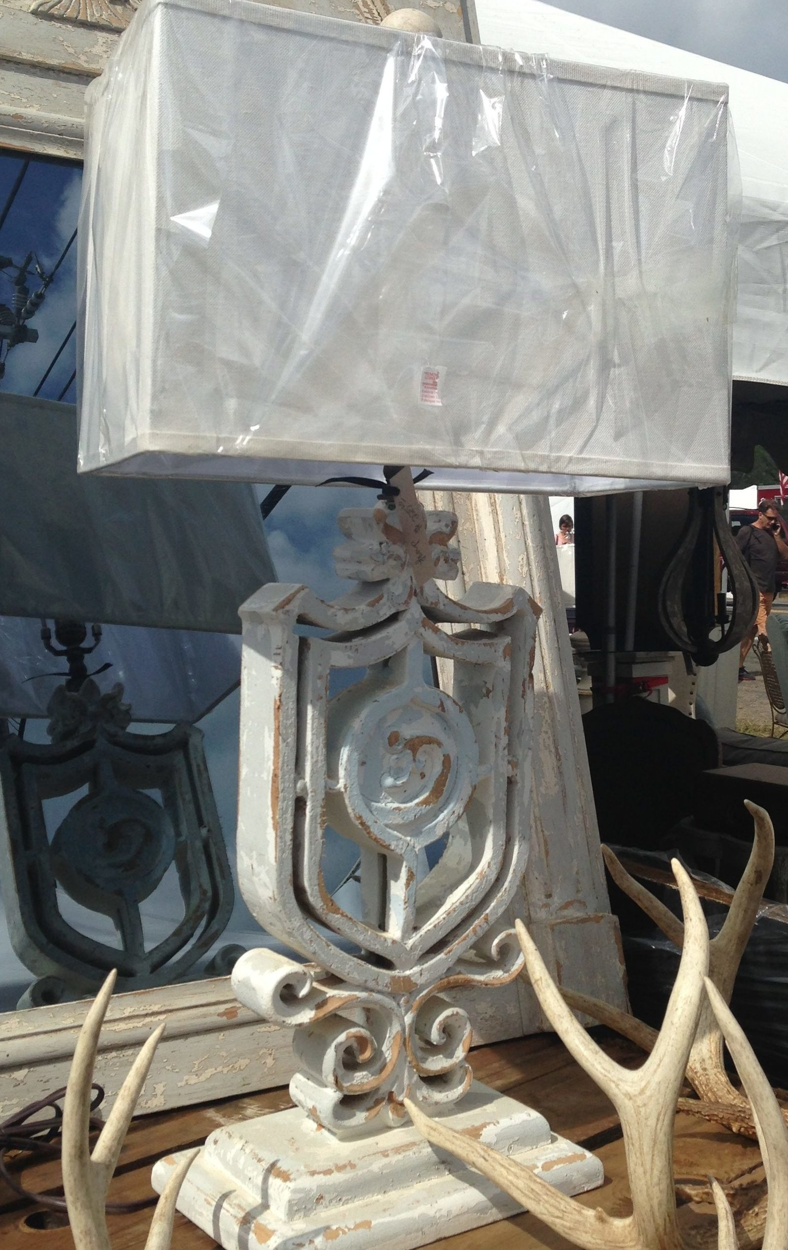 architectural lamp