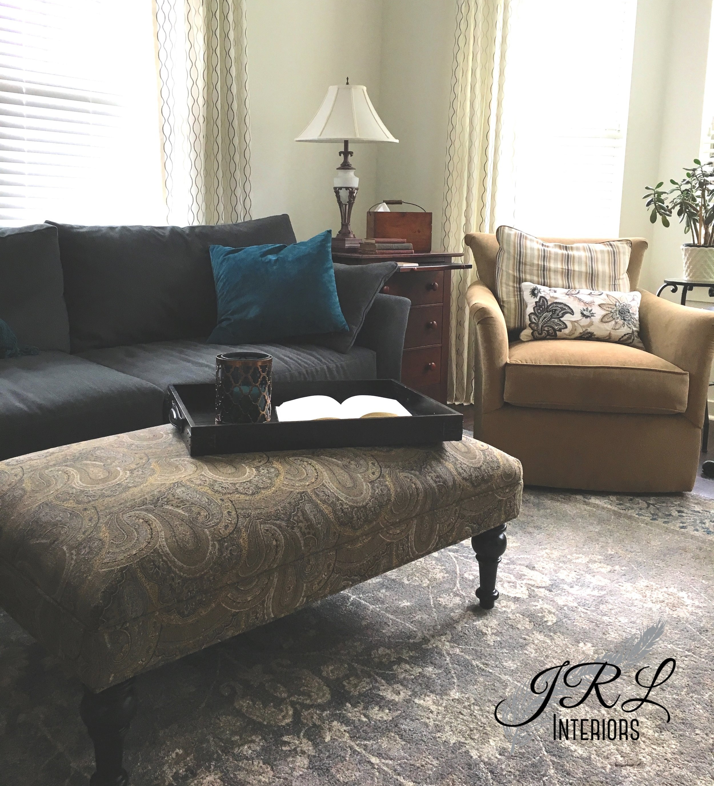 ReNesting reusing existing furniture in a new home