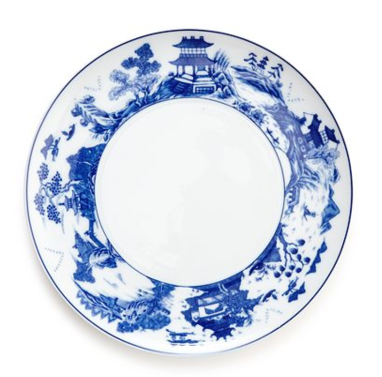 Mottahedeh plate