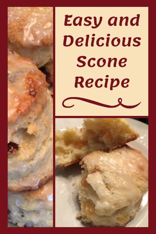Easy and Delicious Scone Recipe