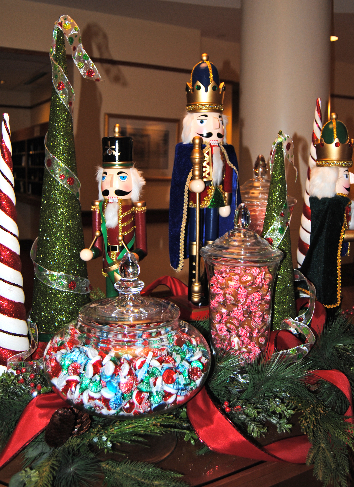Nutcracker's 'Palace of Sweets' Entry Vignette