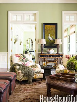 Design by Alison Paladino via   House Beautifu   l  Photo by Eric Piasecki
