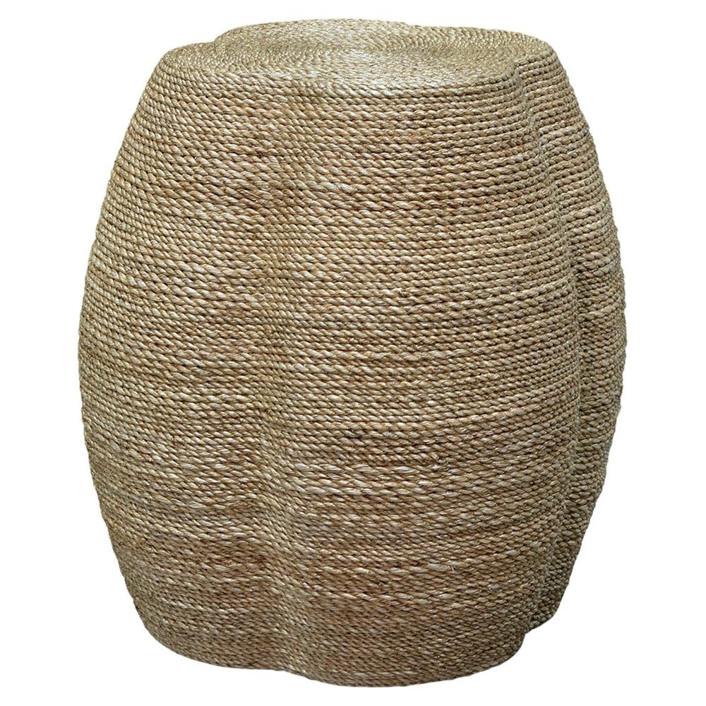 rope garden stool