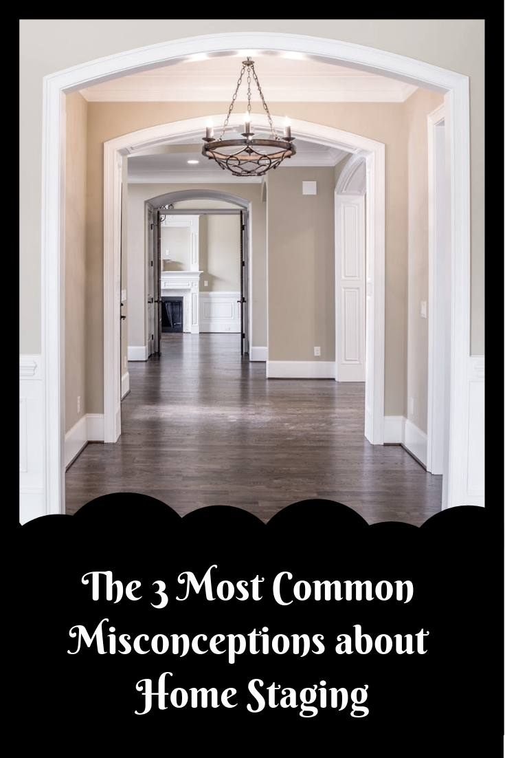 Common misconceptions about staging  - from the professional stagers at JRL Interiors 01720