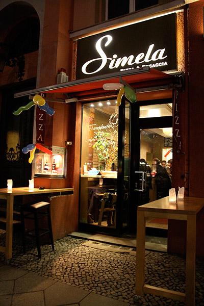 Simela   in Charlottenburg, Berlin