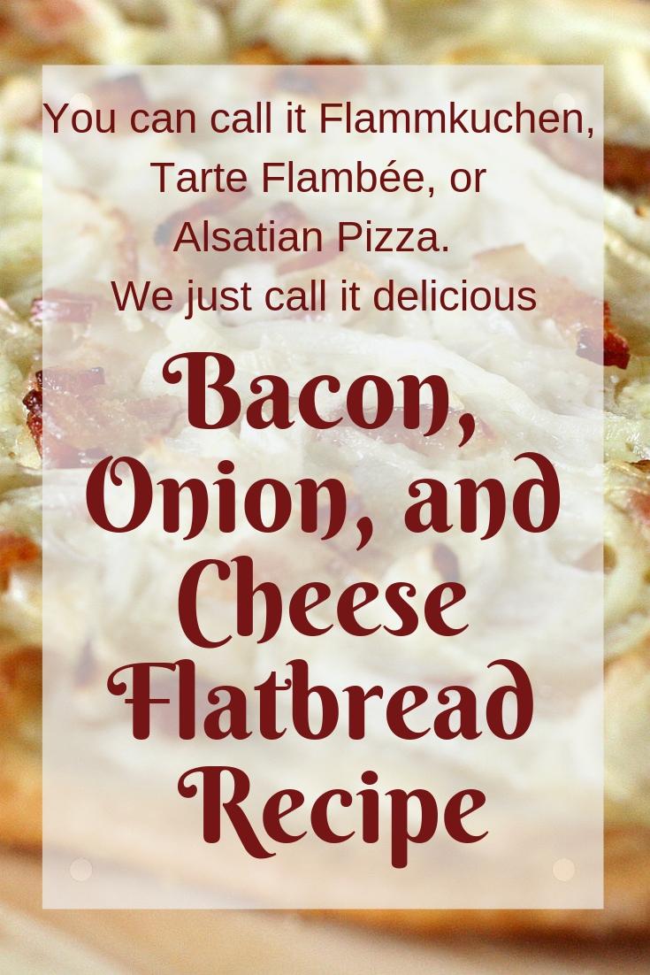 Bacon_ Onion_ Cheese_Flatbread Recipe