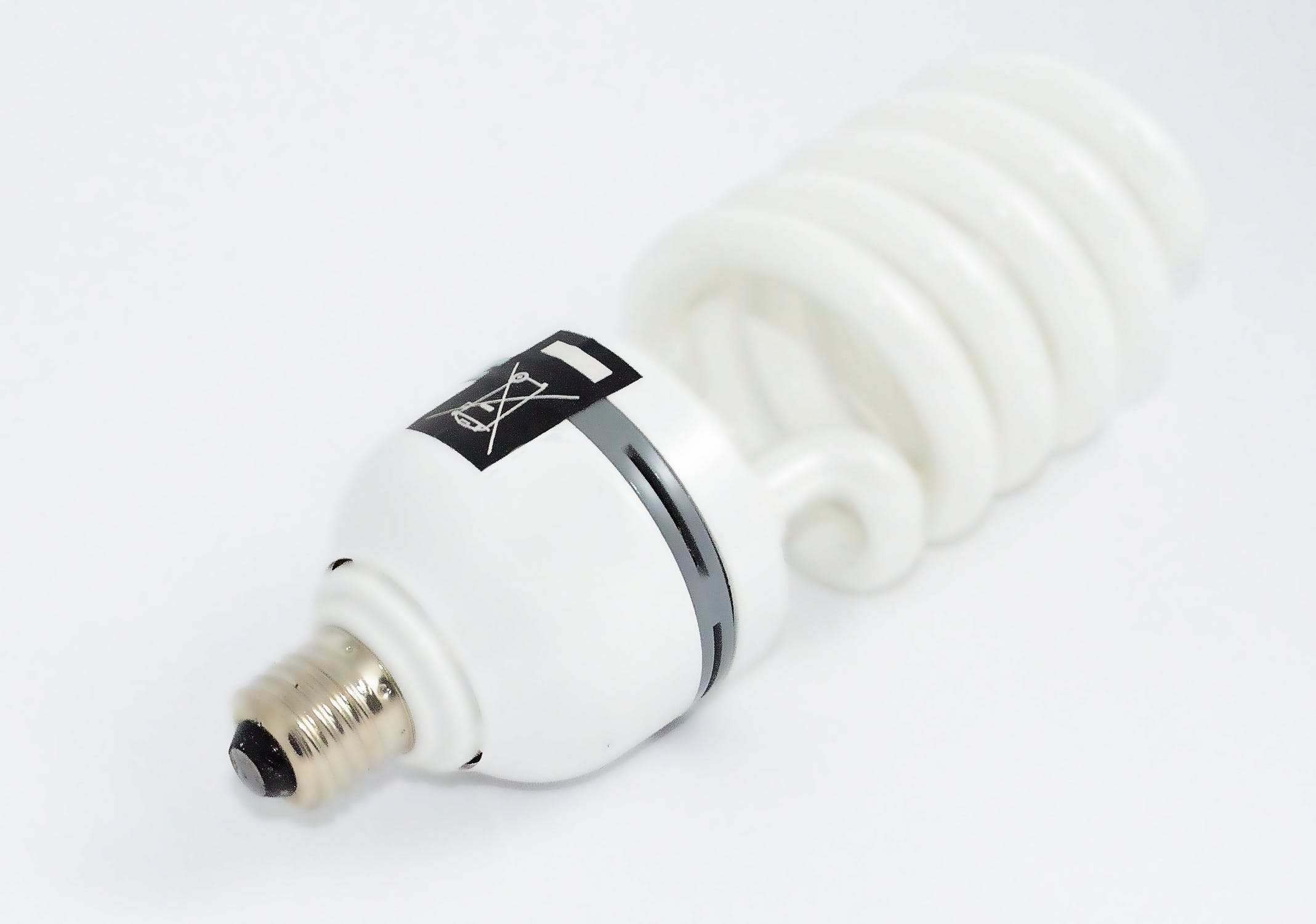 I'm quite convinced these are the light bulbs used in hell.
