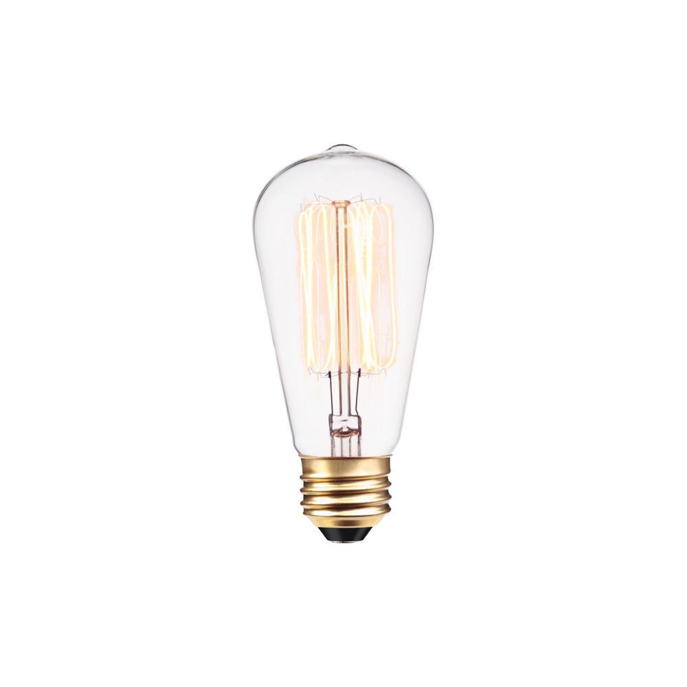 vintage edison incandescent bulb