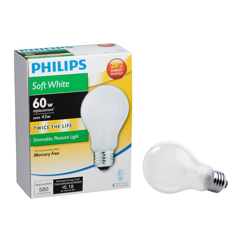 dimmable halogen soft white bulbs